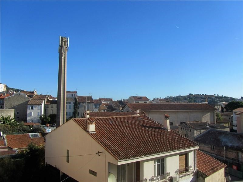 Sale apartment Vallauris 249 000€ - Picture 1