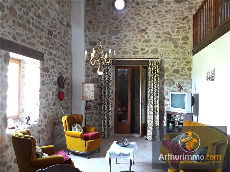 Deluxe sale house / villa St jeure d ay 390000€ - Picture 6
