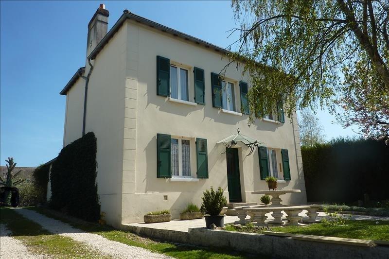 Vente maison / villa Nanteuil le haudouin 304500€ - Photo 1