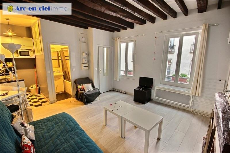 Vente appartement Paris 5ème 278000€ - Photo 1