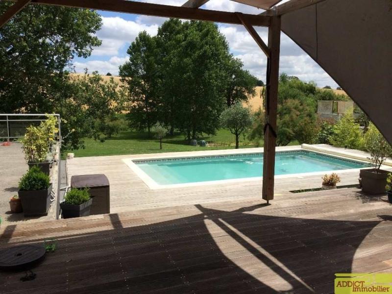 Vente maison / villa Secteur montastruc la conseillere 449000€ - Photo 2