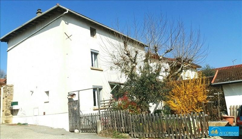 Vente maison / villa Communay 300000€ - Photo 2