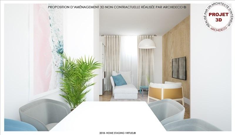 Vendita appartamento Metz 110000€ - Fotografia 3