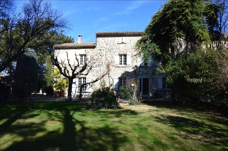 Verkoop van prestige  huis Pernes les fontaines 728000€ - Foto 1