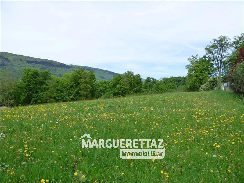 Vente terrain Menthonnex-en-bornes 159000€ - Photo 1