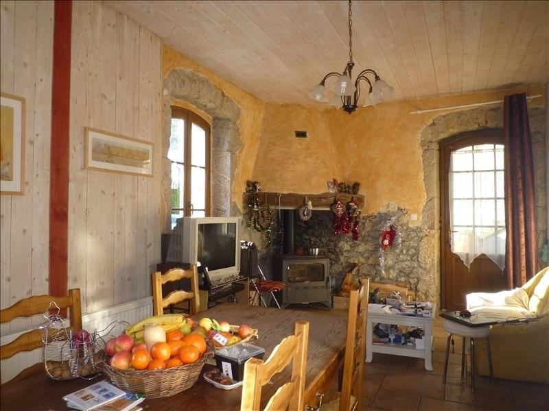 Venta  casa Ceyzerieu 129000€ - Fotografía 4