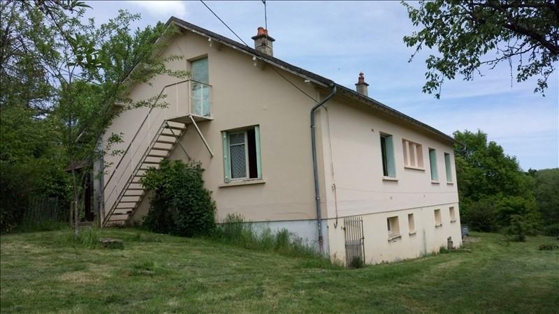 Sale house / villa Bourbon l archambault 111300€ - Picture 4