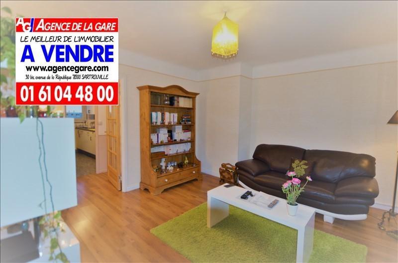 Vente appartement Houilles 229000€ - Photo 2