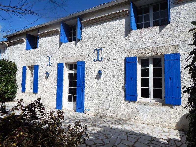 Sale house / villa Medis 392200€ - Picture 1
