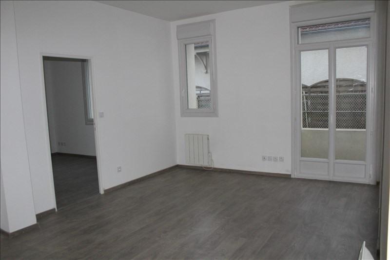 Rental apartment Auxerre 613€ CC - Picture 1
