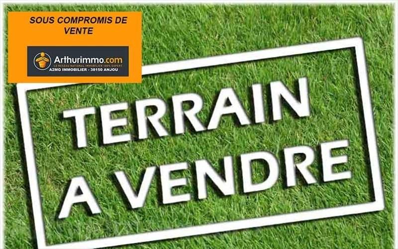 Sale site Bellegarde poussieu 67000€ - Picture 1