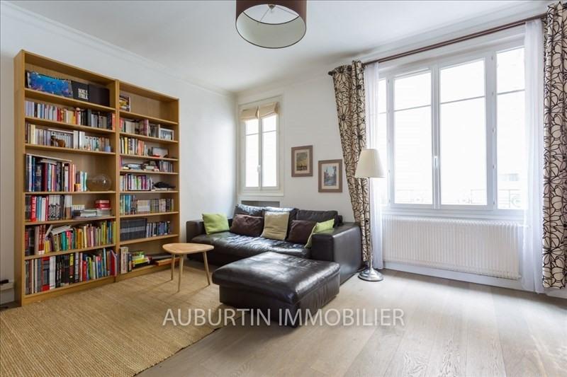 Venta  apartamento Paris 18ème 560000€ - Fotografía 2