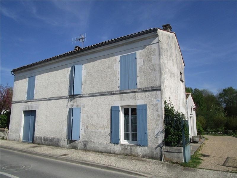 Vente maison / villa Matha 155000€ - Photo 1