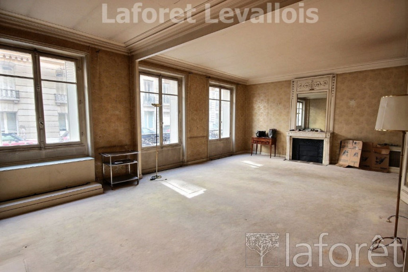 Vente de prestige appartement Paris 17ème 1 248 000€ - Photo 1