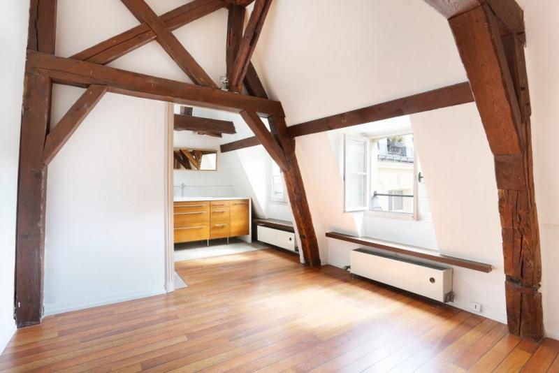 Vente de prestige appartement Paris 4ème 777000€ - Photo 7
