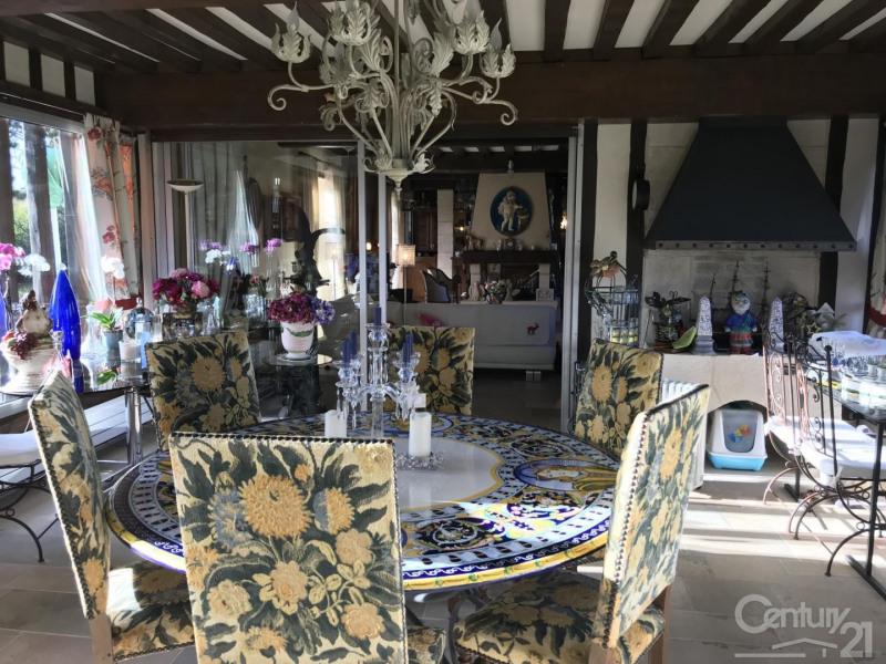 Revenda residencial de prestígio casa Tourgeville 1360000€ - Fotografia 15