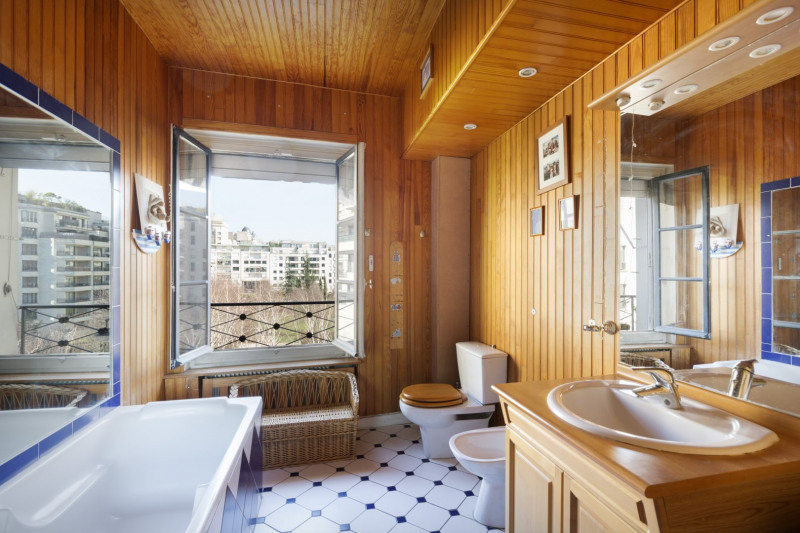 Revenda residencial de prestígio palacete Paris 16ème 11500000€ - Fotografia 18