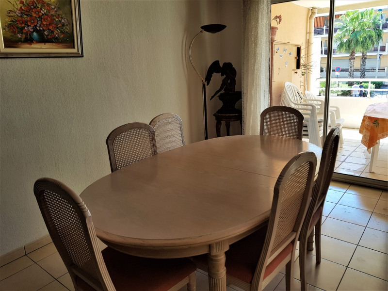 Vacation rental apartment Cavalaire sur mer 1100€ - Picture 7