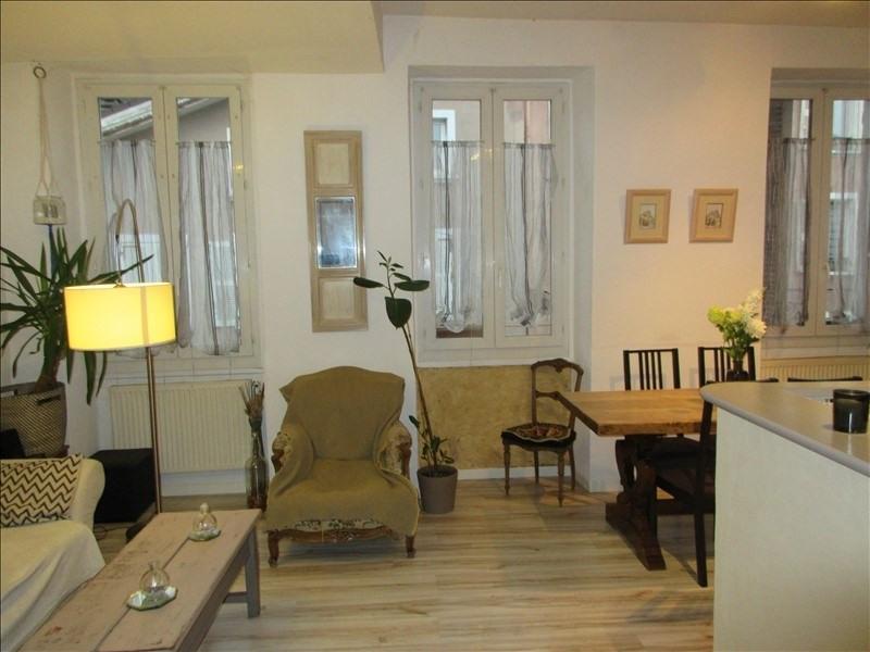 Verkoop  appartement Voiron 105000€ - Foto 4