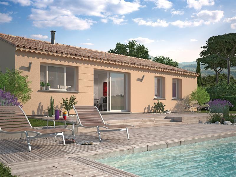 Maison  4 pièces + Terrain 583 m² Montboucher-sur-Jabron par Maison Familiale St Marcel les Valence
