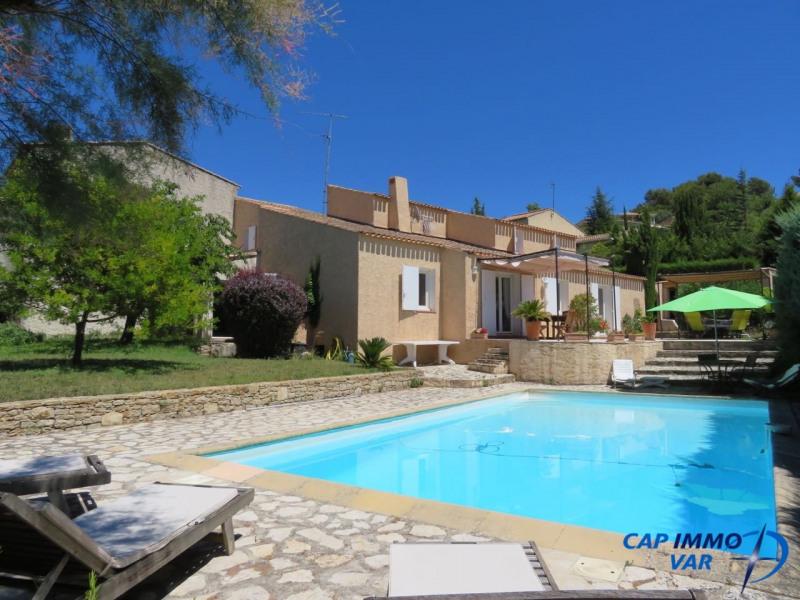 Sale house / villa Le beausset 480000€ - Picture 1