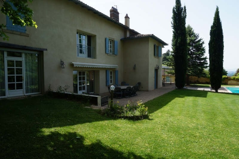 Verkauf von luxusobjekt haus Vienne sud 990000€ - Fotografie 19