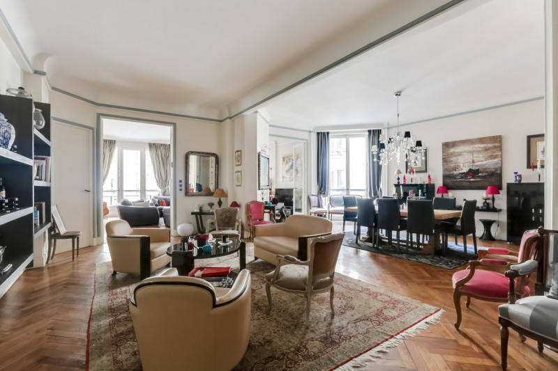 Vente de prestige appartement Paris 16ème 3 300 000€ - Photo 1