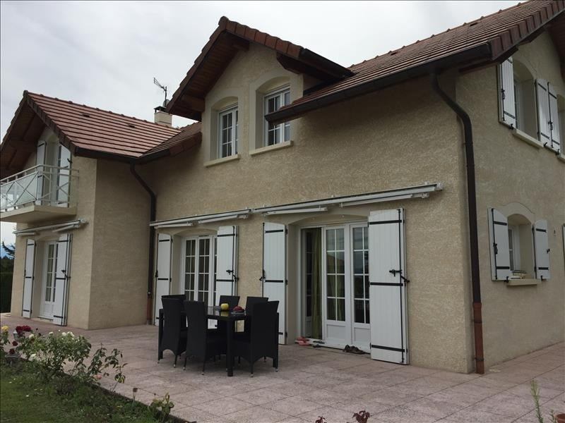 Deluxe sale house / villa Messery 1 160 000€ - Picture 7