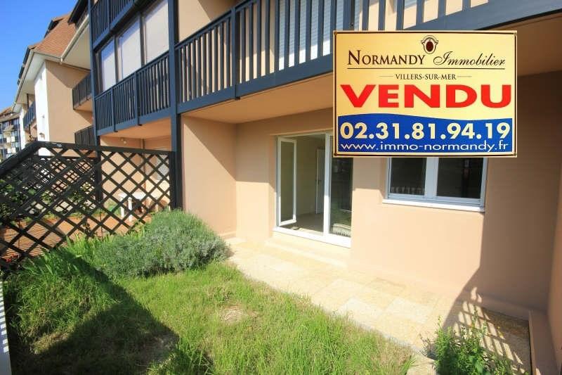 Vente appartement Villers sur mer 86000€ - Photo 1