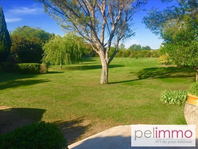 Vente maison / villa Cornillon confoux 495000€ - Photo 3