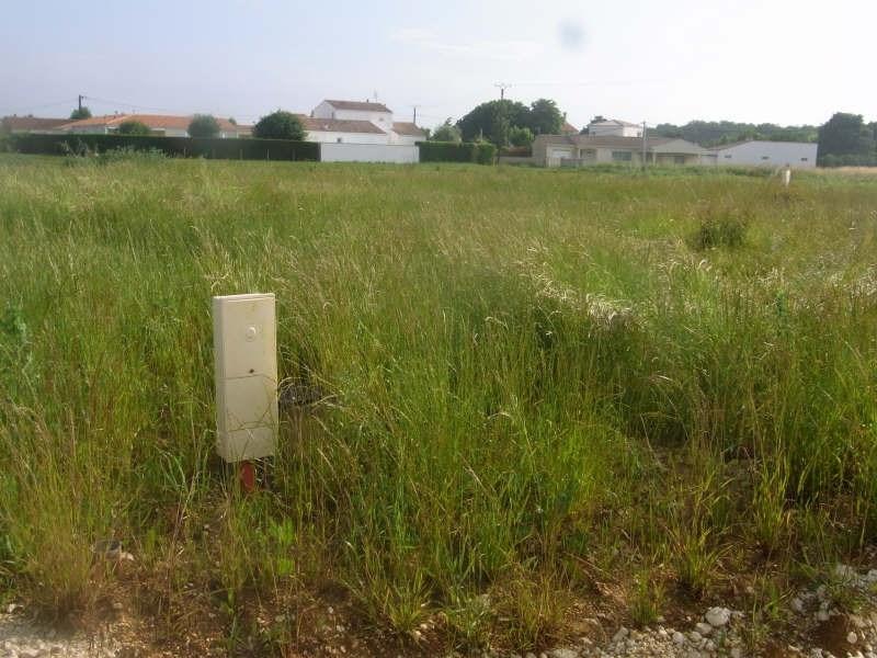 Vente terrain Royan 75500€ - Photo 1