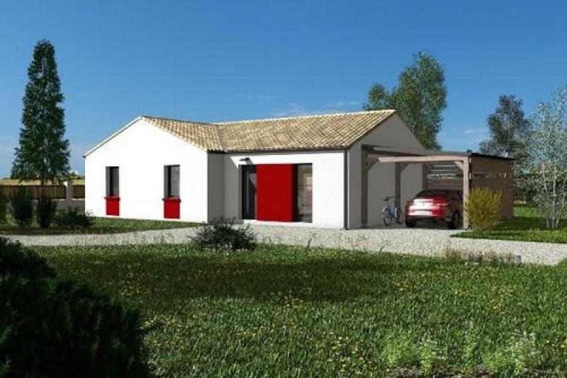 Maison  5 pièces + Terrain 567 m² Saint-Georges-des-Gardes par maisons PRIMEA