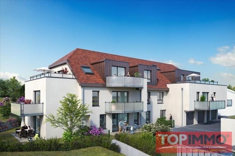 Sale apartment Ingersheim 285000€ - Picture 2