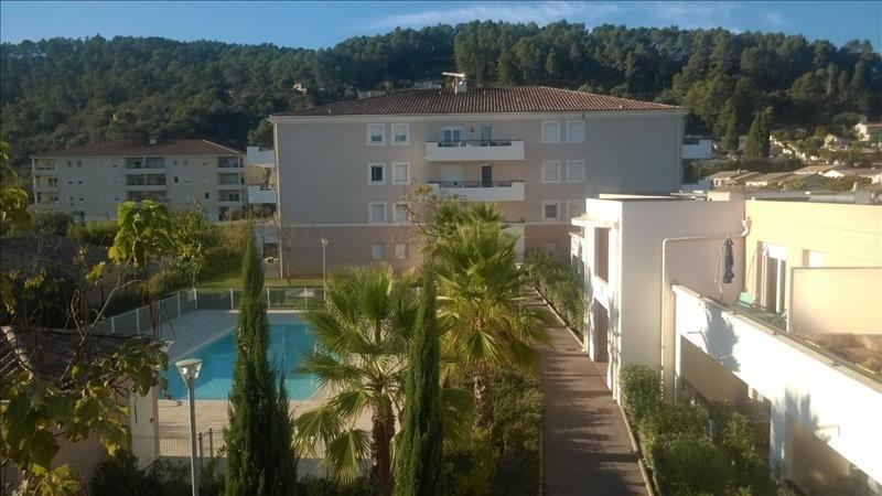 Vente appartement Le luc 112000€ - Photo 1