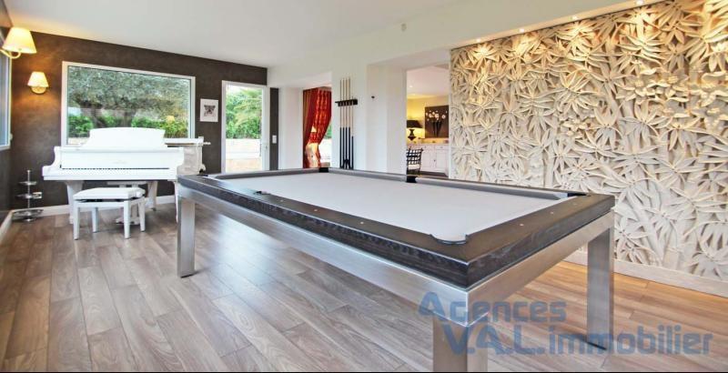 Revenda residencial de prestígio casa Santeny 835000€ - Fotografia 6