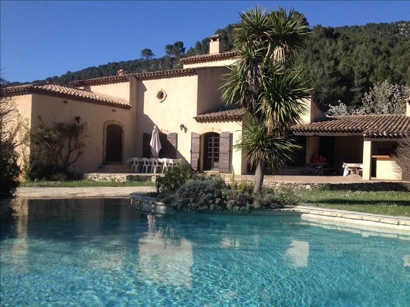 Vente de prestige maison / villa Gemenos 1300000€ - Photo 4