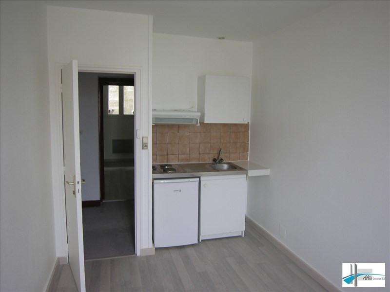 Rental apartment Bordeaux 432€ CC - Picture 2