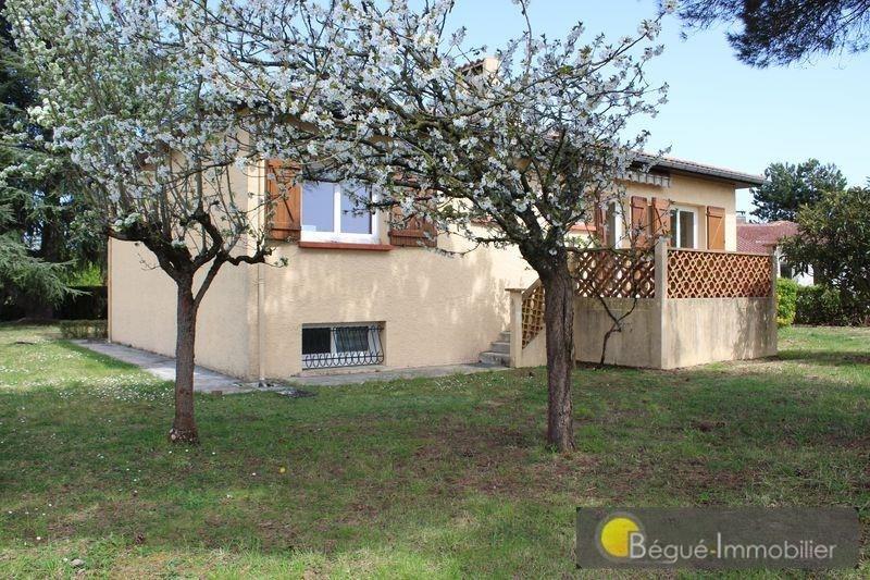 Sale house / villa Pibrac 342500€ - Picture 2