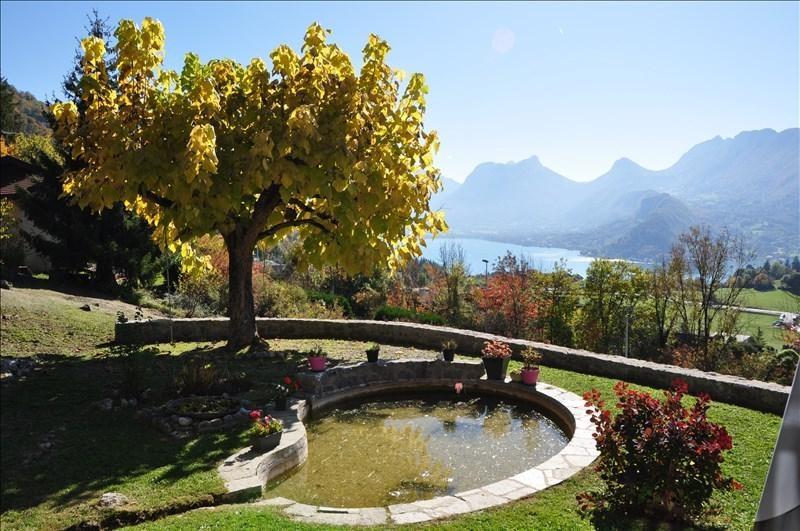 Vente de prestige maison / villa Talloires 798000€ - Photo 1
