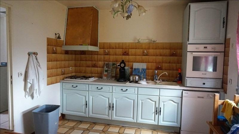 Sale house / villa Breval 200000€ - Picture 4