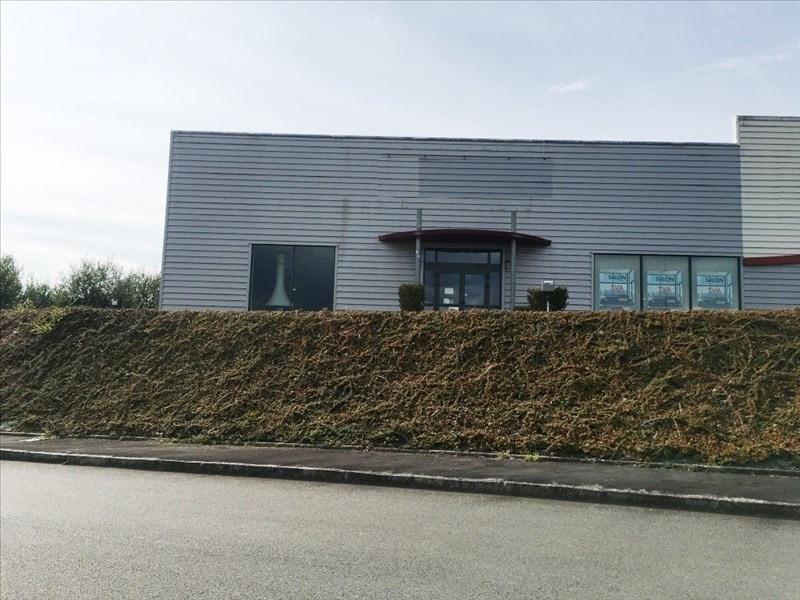 Vente local commercial Lecousse 628800€ - Photo 1