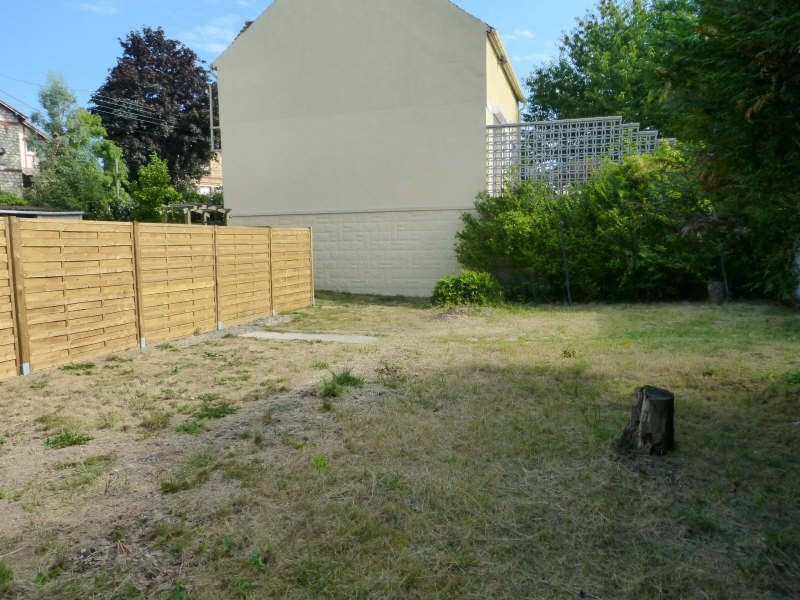 Vente terrain Groslay 195 000€ - Photo 2