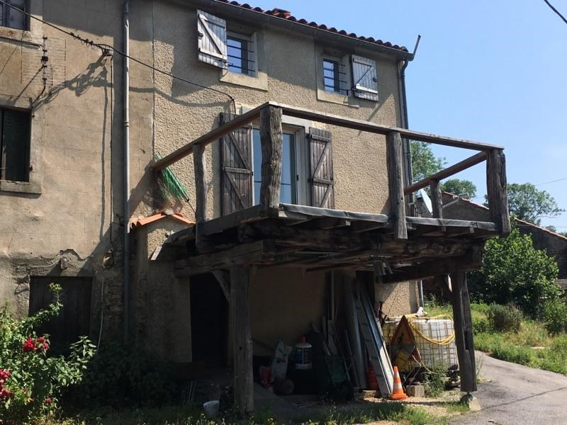 Vente maison / villa Mazamet 69000€ - Photo 1