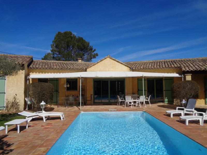 Vente maison / villa Salernes 546000€ - Photo 2