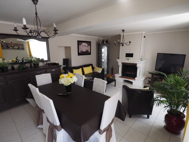 Sale house / villa Aubigny 287675€ - Picture 2