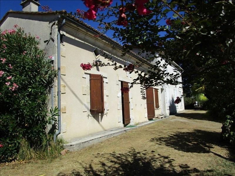 Sale house / villa Montpon menesterol 169000€ - Picture 1