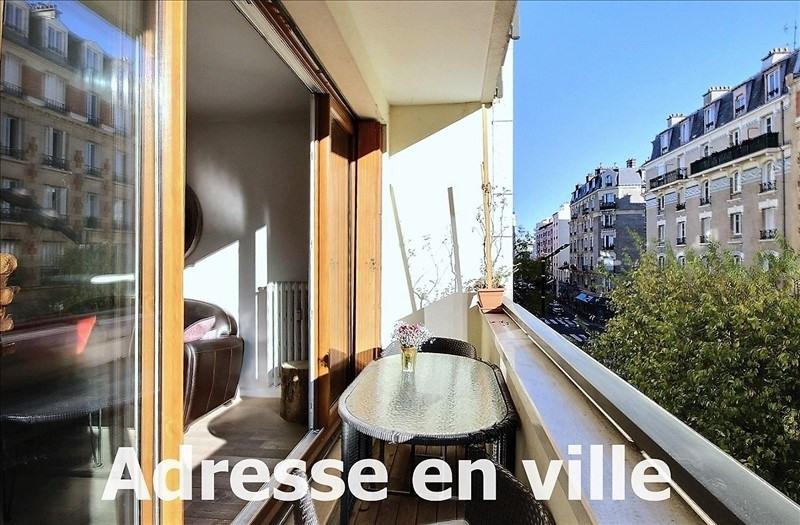 Venta  apartamento Levallois perret 517500€ - Fotografía 3