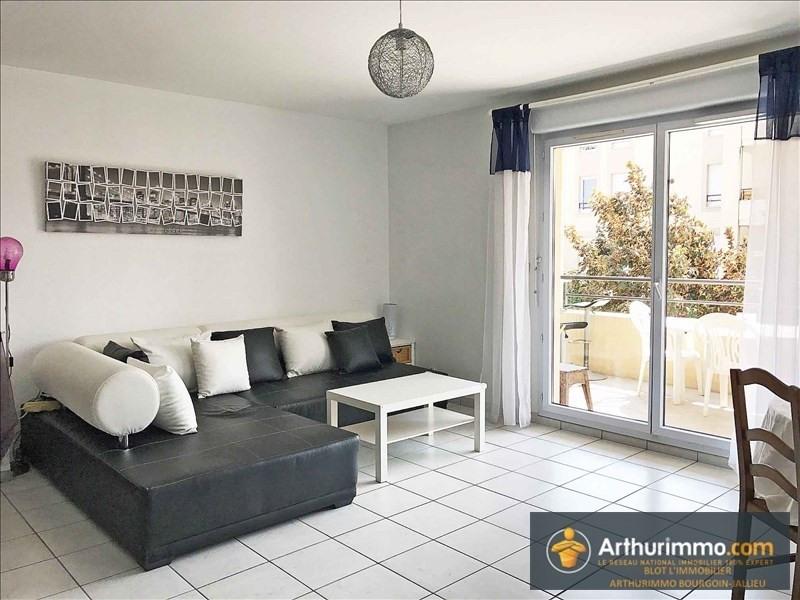 Vente appartement L'isle d'abeau 139000€ - Photo 2