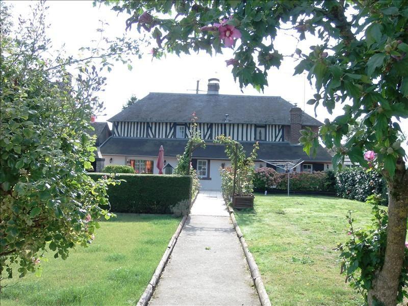 Vente maison / villa Blonville sur mer 243000€ - Photo 1
