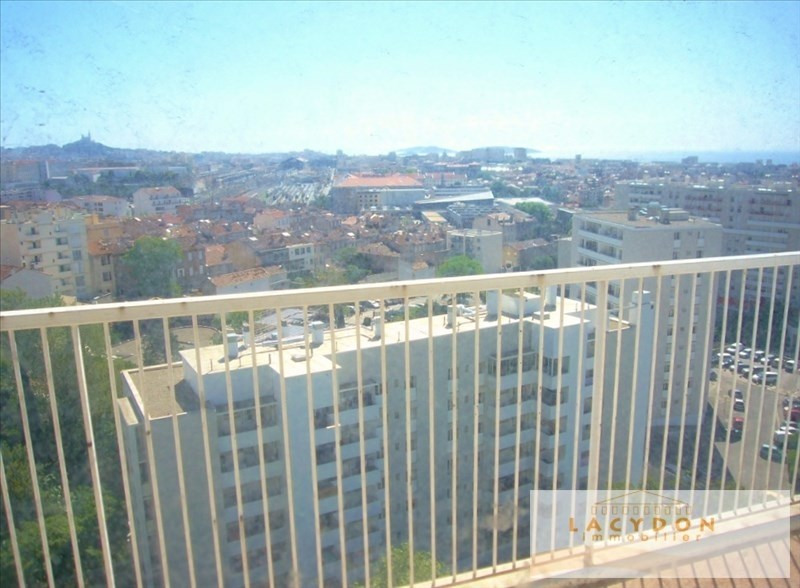 Vente appartement Marseille 4ème 120 000€ - Photo 1